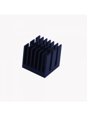 20x20x19mm Aluminum Heatsink With Thermal Conductive Double sided Tape