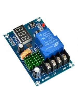 Battery Charge Controller Module - 6-60V Suitable For Lithium Li-ion Battery Charging for Solar Energy Wind Turbines