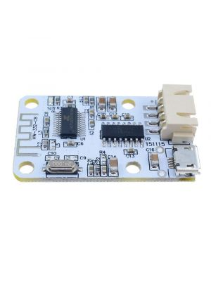 Bluetooth 4.0 Receiver - Micro USB Powered PAM8403 2x3W - Stereo 2 Channel Mini Class D Digital Audio Power Amplifier Board