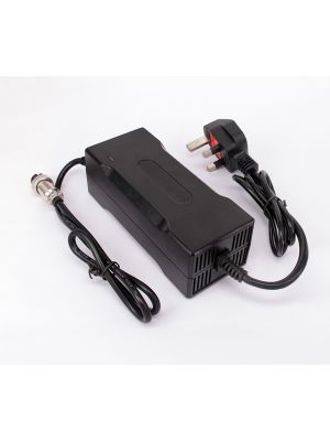3S Universal Lithium Battery Charger 11.1V-12.6V 5A For Power Tools With Built-in Fan