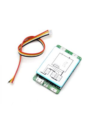 3S/4S 100A 12V BMS Battery Charging Module PCB BMS Protection Board for 3 Series lithium LicoO2 Limn2O4 18650 battery -with Balance -suitable for UPS Inverter telecom Battery Box