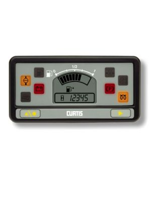 enGage Solid state battery fuel gauge and hour meter Model 3000T