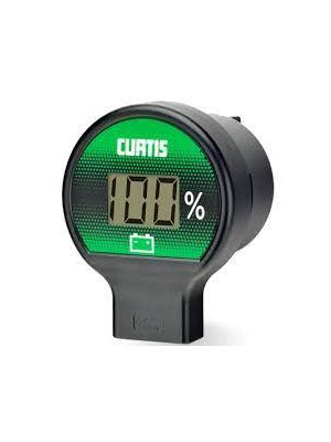 Solid state battery fuel gauge and hour meter Model 909R