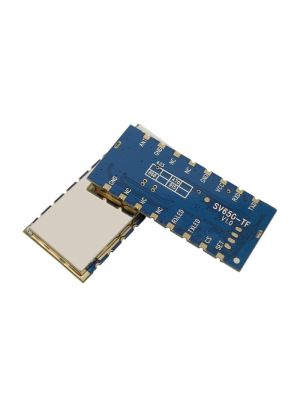 SV650-TF -CE Certified  - 400mW - Small Size - Embedded - Wireless Transceiver Data Transmission Module