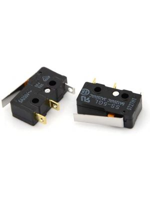 Micro mini limit switch omron  - 5A 3PIN SPDT Hinge Lever - 2PCS SS-5GL