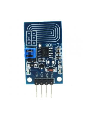 Capacitive Touch LED Dimmer PWM Control Switch Module for Indoor LED DIY Automotive Lights Dimming Refit