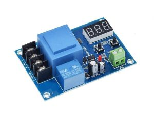 XH-M602 AC 220V Input Digital Control Charging Module - for 3.7-120V Lithium Battery
