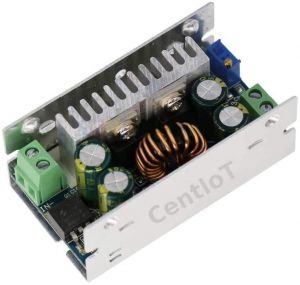 DC DC 15A 200W 60V Adjustable Step Down Buck Converter Stabilized Synchronous Rectification