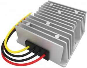 DC-DC 120W Step Down Buck Converter - 20-72VDC input to stable 12VDC upto 10A output