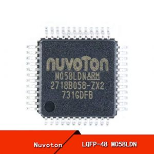 M051 Series M058LDN LQFP-48 M058 - for Nuvoton Microcontroller IC