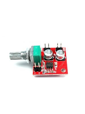 LM386 3-5W Mono DC 3.7-12V electret microphone amplifiers with Volume Control