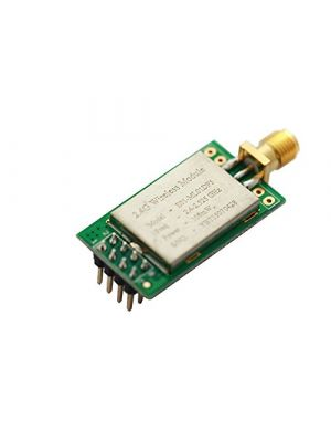 nRF24L01P+PA+LNA 2.4G Wifi Wireless Module Transmission With Strong anti-interference shielding cover 22dBm 100mW