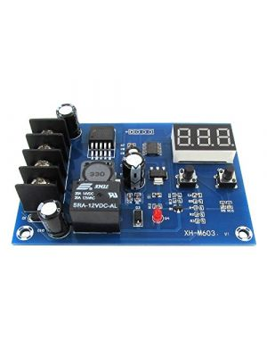 Battery Charge Controller Module - 12-24V Suitable For Lithium Li-ion Battery Charging for Solar Energy Wind Turbines