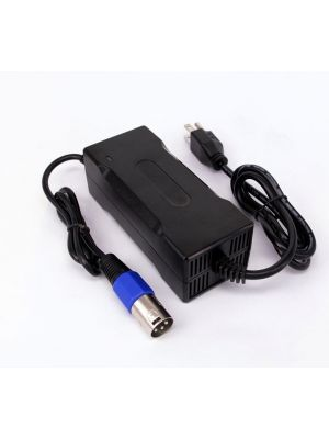 12S Aluminium Lithium Battery Charger 36V-42V 3A For LiPo Scooter E-bike Li-ion Battery Charger