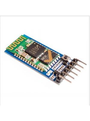 HC-05 V2.0+EDR - Wireless Bluetooth Serial RS232 Port UART Module - for Arduino Android iOS - with Logic Level Converter - Master/Slave