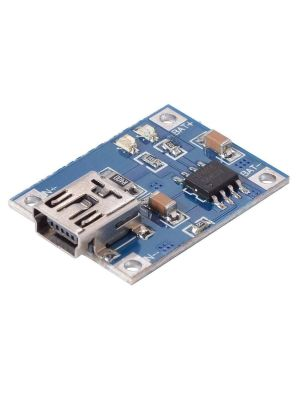 TP4056 Li-ion Lithium Battery Charging Module Charging Board Charger TP 4056 (Mini USB 1.2A)
