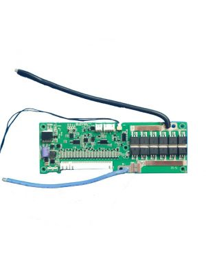 17S 62V Li-ion Battery smart Bluetooth BMS with 30A constant working current
