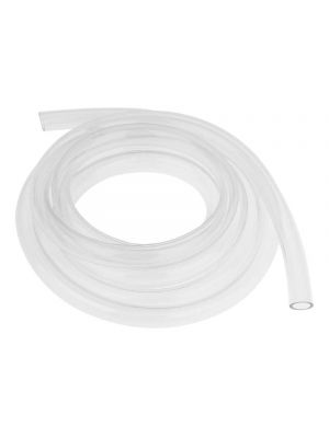 2M/ 6.56FT - 8 X 10mm Transparent PVC Pipe Tube Computer PC Water Cooling Soft Pipe Hose for CPU GPU Water Cooling Block