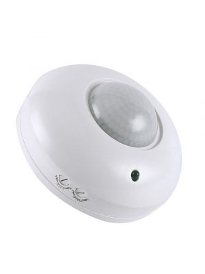 Smart Automatic Switch 220V PIR Infrared Motion Detection Sensor - Light Sensitive on Off Switch - Ceiling Mount